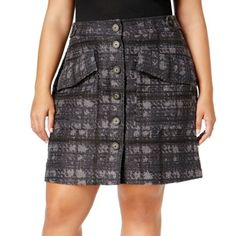 58c8b153cb4 Rachel Roy - Rachel Roy NEW Black Women s Size 16W Plus Knit Straight Pencil  Skirt - Walmart.com