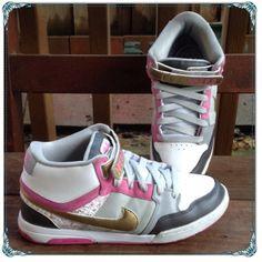 "Spotted while shopping on Poshmark: ""Nike 6.0 Air Pink Gold Grey""! #poshmark #fashion #shopping #style #Nike #Shoes"
