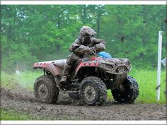 Greasy Creek ATV Park - Madisonville, Kentucky