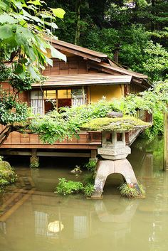 Kenroku-en, Kanazawa, Japan.Lived there and loved it so much.