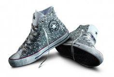 Converse scarpe 2016 collezione autunno inverno, Sneakers autunno inverno 2016, Sneakers con glitter 2016, Scarpe 2016, Collezione scarpe 2016, Tendenza scarpe 2016