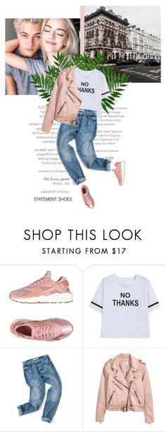 """""""Untitled #514"""" by dice34 ❤ liked on Polyvore featuring NIKE"""