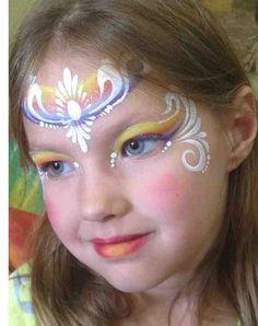 Cute face paint