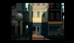 Somewhere else | Illustrator: Romain Trystram