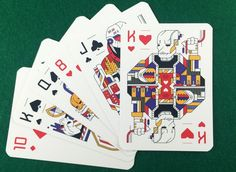 An intricate deck of cards that are out of this world — The Dieline - Branding & Packaging Design