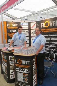 Mike Parsonage of Flowfit has been visiting Hillhead exhibitions for more than a decade, but this year manning a Flowfit stand for the first time as the company decided to take more of a presence at the major quarry and mining exhibition.  Click Here to read the full article from Hillhead 2014 http://www.hillhead.com/news/2014/06/25/1000-page-catalogue-has-everything-hydraulic-flowfit