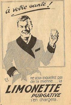 Limonette purgative