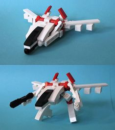 Transforming fighter, retake | Flickr - Photo Sharing!