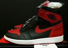 "more photos cbd2e 03ae9  sneakers  news Cop The Air Jordan 1 ""Banned"" Early Nike Air Force"