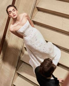 7116ee832ce Carolina Herrera Spring 2019 Wedding Dress Collection