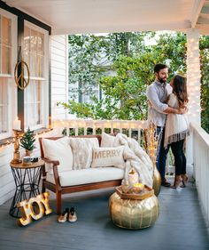 faux fur, winter accessories, faux fur throw pillows, kate spade glitter sneakers, gold Moroccan pouf, front porch decor, how to decorate your home for the holidays, cozy style, cozy couple photo ideas,