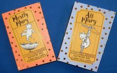Who remembers Mary Plain? Now wonderfully illustrated by Clara Vulliamy