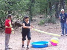 Use a pool noodle and beach ball for a golf game across the beach - Fun activity to do with the kids! Beach Fun Activities, Fun Activities To Do, Party Activities, Summer Ideas, Fun Ideas, Summer Fun, Party Ideas, Gift Ideas, Beach Ball Games