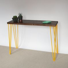 La Maison De Furniture -Handmade and customizable range of furniture Console Table, Mermaid Bar, Hairpin Dining Table, Mid Century Console, Kingdom Of Great Britain, Reclaimed Timber, Hairpin Legs, Floor Finishes, Bar Furniture
