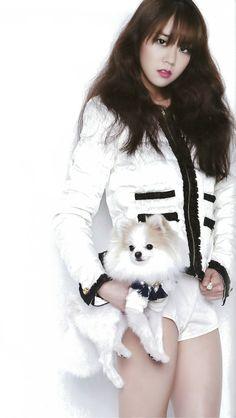 Seungyeon KARA - The Celebrity Magazine February Issue 2014