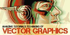 Illustrator Tutorials: 24 Amazing Tutorials to Making of Vector Graphics