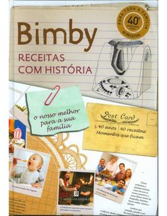 Bimby receitas com historia Actifry, Books Online, Crock, Side Dishes, My Books, Good Food, Favorite Recipes, Cooking, Foodies