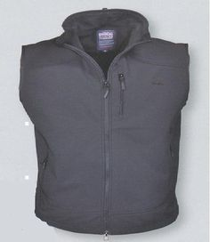 *NEU! BRIGG 10776041-500 Softshell Weste 4-8XL http://www.the-big-gentleman-club.com/