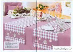 This Pin was discovered by Ays How To Make Coasters, Table Set Up, Deco Table, Mug Rugs, Table Toppers, Home Decor Furniture, Table Linens, Household Items, Table Runners