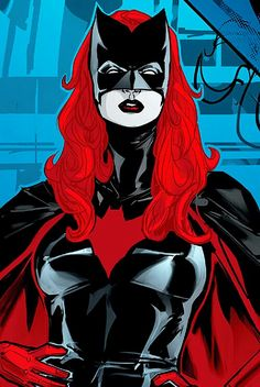 Batwoman Comic Book Heroines, Comic Book Characters, Comic Character, Comic Books Art, Comic Art, Batgirl, Catwoman, Dc Comics Art, Marvel Dc Comics