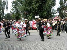"""Meksykanie we Wronkach - Światowy Przegląd Folkloru """"Integracje""""2011"""