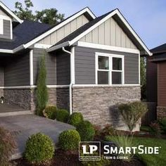 Lp 174 Smartside 174 Lap Siding Pre Finished With Terra Bronze