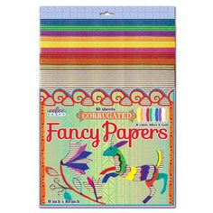 Fancy Paper Kits + 3 Styles