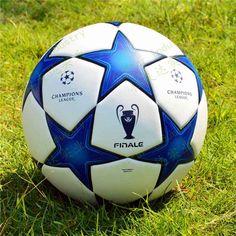 Match Ball Professional pu football soccer goal balls of football ball size  5 Champions League balon 464311efd5164