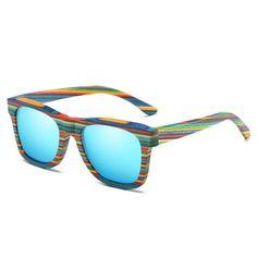06844df461 Polarized Wooden Sunglasses Men Bamboo Sun Glasses Women Brand Designer  Original Wood Glasses Oculos de sol