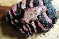 "Beef Cheeks might seem intimidating, but these succulent ""mini briskets"" are actually quite easy to prepare and well worth the experiment. Our Fullblood Wagyu Beef Cheeks are densely marbled. Weber Recipes, Oven Recipes, Grilling Recipes, Baking Recipes, Smoker Recipes, Barbecue Recipes, Drink Recipes, Easy Recipes, Boeuf Wagyu"