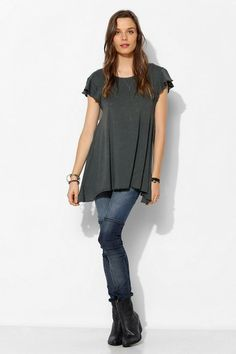 Ecote Washed Away Tee #urbanoutfitters