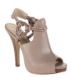 Calvin Klein Juliana Platform Sandals #Dillards