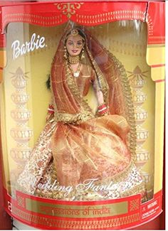 Barbie Wedding Fantasy  Expressions of India ** Want additional info? Click on the image.