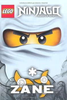 LEGO Ninjago Zane: Amazon.co.uk: Books