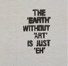 #Earth #art #streetart