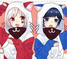 Nawww~~How Cute