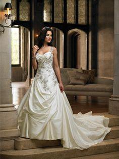 Mon Cheri Wedding Dress Style No. IDWH18271  Our Price: $299.95 (USD) Retail Price: $2,499.95 (USD)  You save: $2,200.00 (USD)