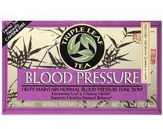 Triple Leaf Blood Pressure tea.  Picture: eBay affiliate link.