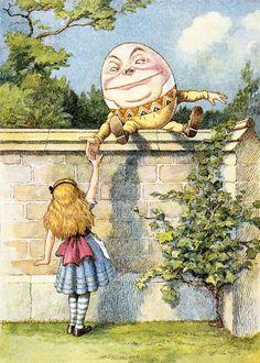 Alice in Wonderland: 32x 7x5 illustrations by John Tenniel - Thumbnail 3