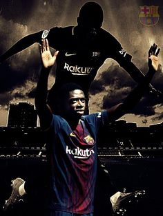 Ousmane Dembélé , he is back Fc Barcelona, Stuffing, Messi, Dna, Soccer, Football, France, Club, Sport