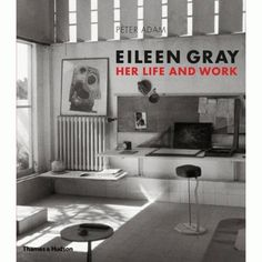 Eileen Gray Designer a must for my library.
