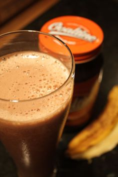 Burnt Banana Chocolate Malted Milkshake Recipes — Dishmaps