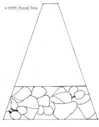 stained glass lamp pattern - Buscar con Google