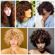 Bangs emphasize the eyes and cheekbones, conceal unruly hairlines, and create visual balance. But despite these benefits, most women with natural curls avoid fringe, afraid of creating a styling ni...