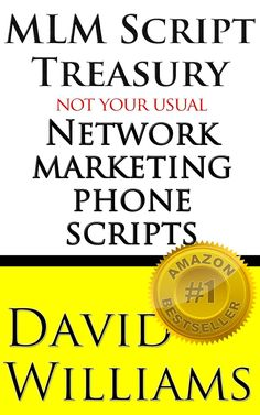 This book is full of the top pulling, most valuable and very rare MLM phone scripts that have earned their users many hundreds of thousands of dollars. I will state right now, the material in this book is NOT 'newbie' friendly. These scripts are for pros.