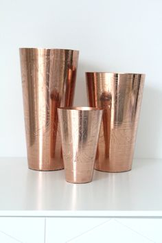 Vas i koppar från Nooli & Borett