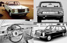Mercedes-Benz W114/115 (1968–1976)