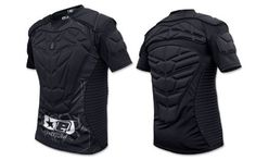 Planet Eclipse 11 Overload Jersey - Black - Medium by Planet Eclipse. $64.95. The Eclipse Overload Jersey is the standard in paintball body protection and safety that reduces ball breaks and protects your body from impacts when diving and sliding. Increase on field confidence and gain every advantage from your game with its soft formed padding that covers your chest, back, arms and ribs. Features: