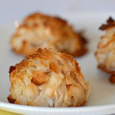 Paleo Coconut Macaroons   by Elana's Pantry