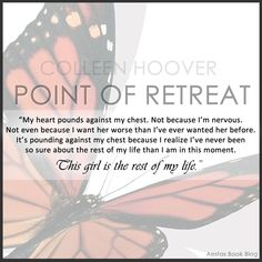 Point of Retreat (Slammed, #2) by Colleen Hoover